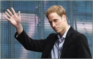 Prince William: UK's Favourite Royal