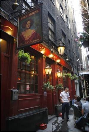 Recession Forces Numerous British Pubs To Pull Down Their Shutters