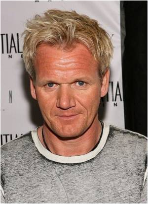 Gordon Ramsay Spends 30,000 Pounds on Hair Transplant