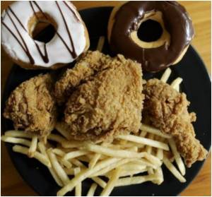 Trans Fat Consumption Linked to Aggressive Behavior