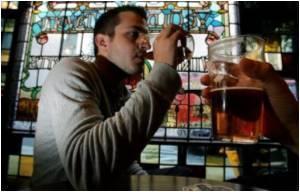 Binge Drinking a Bigger Problem in US
