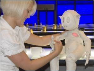 Robot That Can Take Care of Elderly Developed