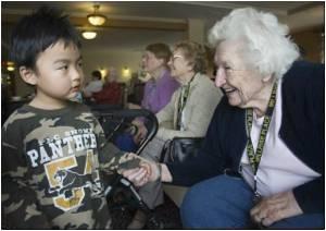 Grandmas Helped Human Evolve: Study