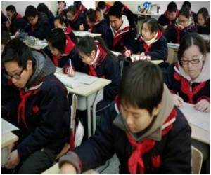 Chinese Students Hooked to IV Drips to Boost Test Scores