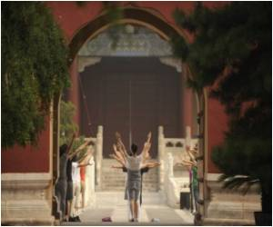 Mass Exercises Revived, Bring Beijing Together