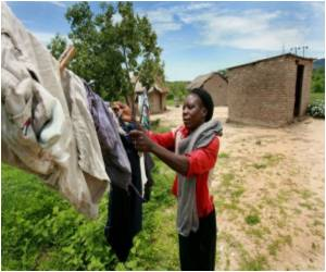 Christmas is Just an Ordinary Day for Zimbabwe's Poor