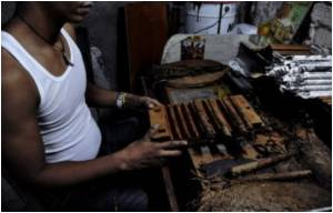 Illegal Cigar Trade In Cuba