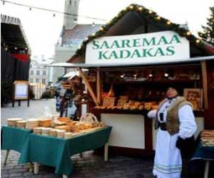 Anti-Crisis Christmas Cheer In Estonia
