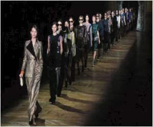 Paris Fashion Shows: Expressionism on Day Two