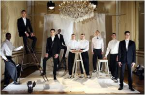 US: Men's Fashion Takes Off in Big Way