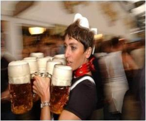 Thirsty World Cup Fans Pump Up Demand For Beer