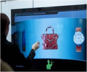 The Future of Window-Shopping Now Decided at Giant German Tech Fair