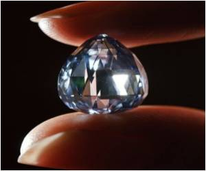 Rare Orange Diamond to be Auctioned in Geneva