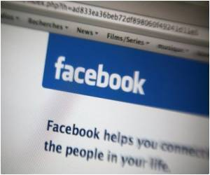 Facebook Lifts Up Your Spirits, Says Study