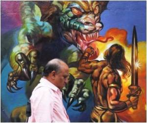 Indian Comic Books Fight Back With Expo in Delhi