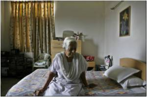 Women Over 85 Have Dementia, Cognitive Impairment