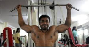 Forget The Pot-Bellied Indian Male - It's Mountain of Muscles Now