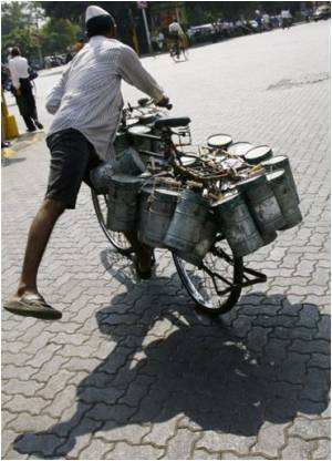 English, Computer Lessons for Mumbai's Tiffin Carriers