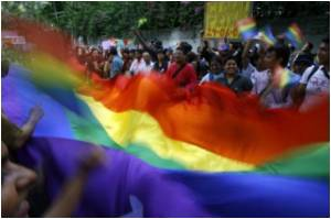 Indias' Gay Pride Marches Aimed at Overturning a Law Forbidding Homosexuality!