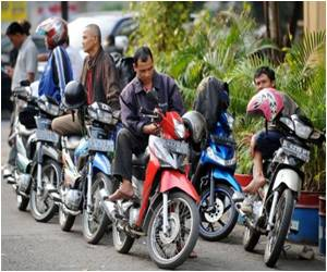 Indonesia's Traffic Nightmare an Entrepreneur's Dream