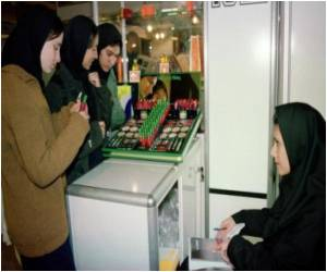 Despite Islamic Rules, Iran Women Splurge on Makeup