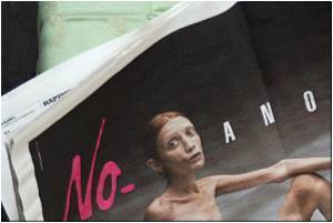 Milan's Mayor Withdraws Billboard Ads on Anorexia