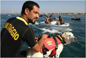 Man's Best Friend to Be a Part of Italian Lifesaving Service