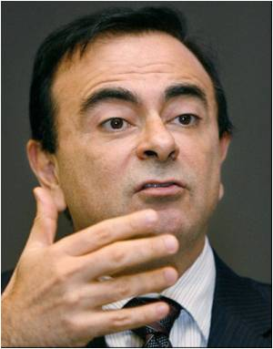 Motorists Getting Greyer, Greener, Thriftier: Nissan's Ghosn