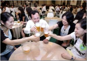 Young Japanese Losing Interest in Cars, Booze