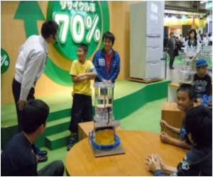 Japan Eco-fair Endeavours to Enthuse the New Generation