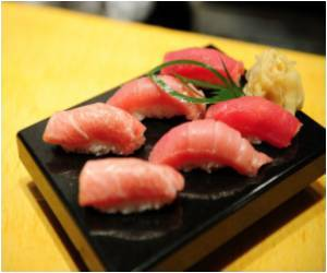 Miami Restaurant Offers 'Human Platters' of Naked Sushi And Sashimi