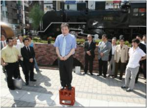 Japanese Men Doing Their Bit To Save  Marriage