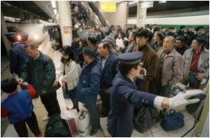 Japanese Concerned Over Decline of Good Manners Among Fellowmen