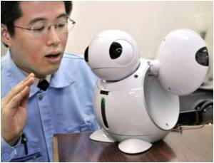 'Thinking' Robot By Japanese Scientist