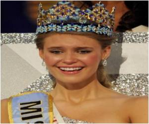 Miss World 2010 is American Teenager Alexandria Mills