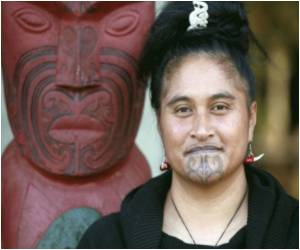 Tattoos Now Go The Maori Way