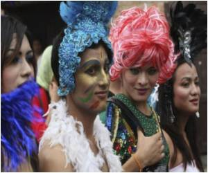 Kathmandu Plays Host to Country's First Gay Pride March