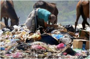 Garbage Processing Plant Unhealthy