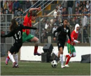 Taboos and Triumphs: Palestinian Women Footballers Make History