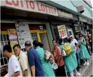 Filipinos Go Mad Over Lottery With Record Jackpot Hits