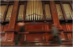 Resounding Music from Church Organs Thanks to Swiss Woman Restorer