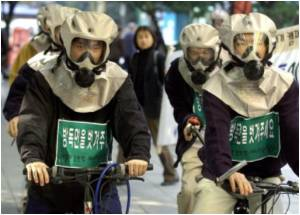 Bicycles Will be Used in Seoul to Combat Global Warming
