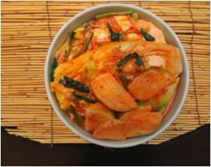 Korea's Most Famous Food Kimchi Brings Health and Beauty