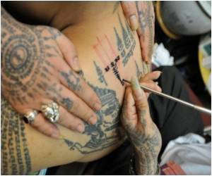 Hard-To-Treat Skin Infection Affects Two Tattooed Men