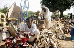 Sudanese Women Resort To The 'Duhan' To Keep Their Men