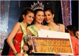Transvestite Razzmatazz Add Spice and Color to Thai Pageant !
