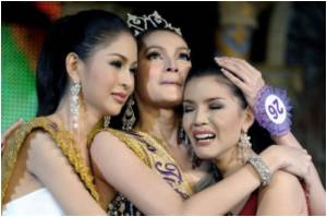 20-year-old Crowned As Thai's Most Beautiful Transsexual