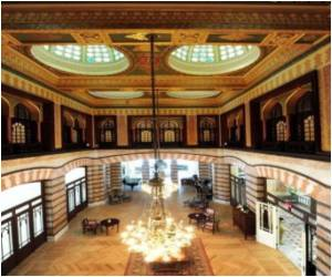 Historical Istanbul Hotel Revives Glorious Past