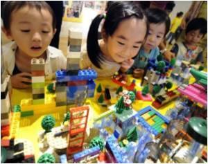 High Demand for Girls' Range Sees Rise In Lego Profit