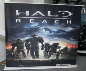 Launch of 'Halo:Reach' Videogame Eagerly Awaited